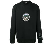 'Paradise' Patch Sweatshirt - men
