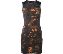 Kleid mit Camouflage-Print