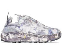 Sneakers mit Ozean-Print