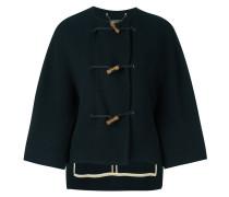 Jacke mit ausgestellten Ärmeln