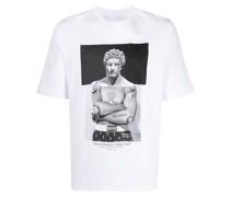 "T-Shirt mit ""Heavyweight Hercules""-Print"