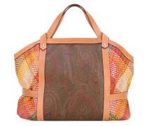 - Handtasche mit Paisleymuster - women