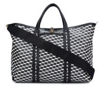 Reisetasche mit geometrischem Design - unisex