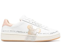 Grand Master leather sneakers