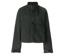 padded large pocket jacket