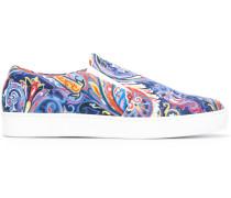 'Slip-On-Sneakers' mit Paisley-Muster - men