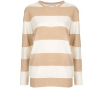 Pullover mit Breton-Streifen