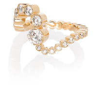 18kt 'Ocean Ensemble' Goldring