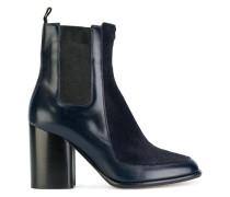Chelsea-Boots mit Einsatz