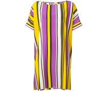 P.A.R.O.S.H. Kleid mit kurzen Ärmeln