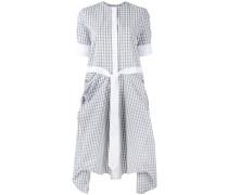 - Kleid mit Vichy-Karomuster - women - Baumwolle