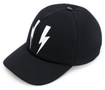 Baseballkappe mit Blitzen