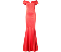 Trudy mermaid tail gown