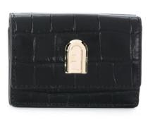 Portemonnaie in Kroko-Optik