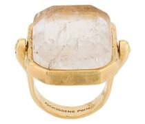Kleiner Ring mit Kristall