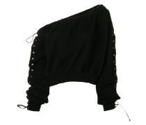'Maglia' Cropped-Pullover