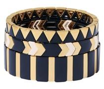 'Suit Up' Armbänder-Set
