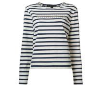 striped studded jersey
