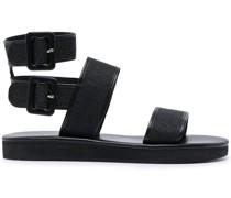 Aurora Sandalen aus Leinengemisch
