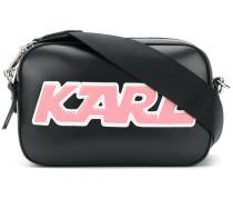 Sporty camera bag