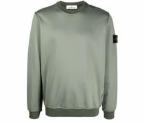Compass patch two-tone sweatshirt