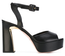 - Sandalen mit Palteausohle - women - Leder - 39