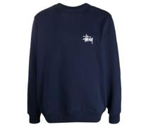 logo crew-neck sweatshirt