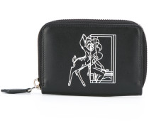 Portemonnaie mit Bambi-Print