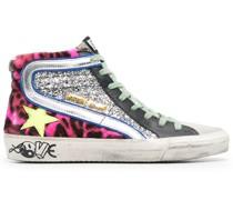 Francy High-Top-Sneakers