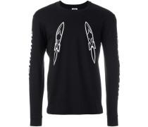 'Digital L/S' sweatshirt