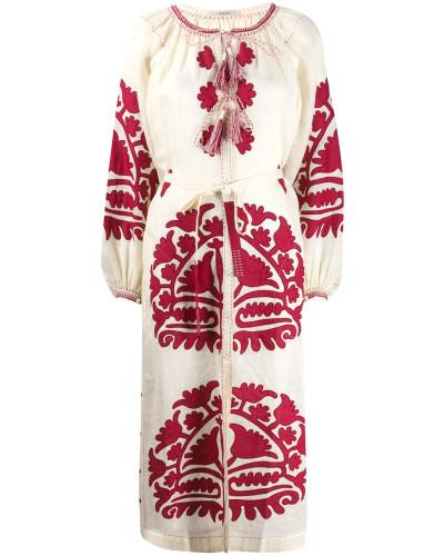 Besticktes 'Shalimar' Kleid