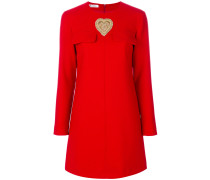 Kleid mit Herz-Detail