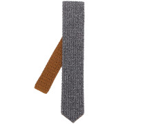 Zweifarbige Krawatte