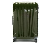 Koffer mit Logo-Schild