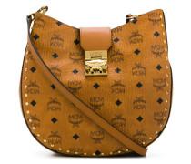 Patricia studded shoulder bag