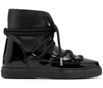 Shearling-Stiefel