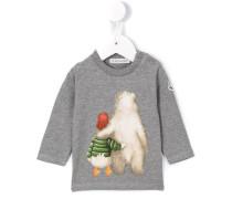 bear and duck T-shirt