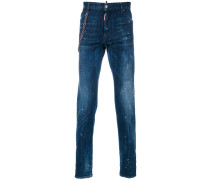 'Cool Guy' Jeans mit Zierkette