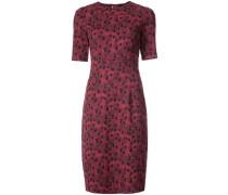 Knielanges Kleid mit enger Passform
