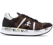 'Conny' Sneakers mit Camouflage-Print