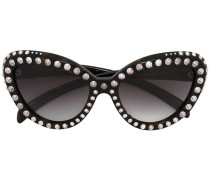 'Ornate' Cat-Eye-Sonnenbrille