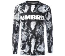 x Umbro Sweatshirt mit Schlangenleder-Print