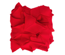 Schal mit Einsätzen - women - Polyester/Wolle