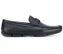 - Loafer mit Logo-Schnalle - men