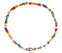 Mini Palm Tree Barrel beaded bracelet