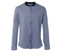 Hemd mit Reißverschluss - men - Baumwolle - 40