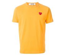 - T-Shirt mit Logo-Applikation - men - Baumwolle