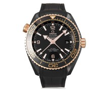 2021 ungetragener Seamaster Planet Ocean 600M Co-Axial Master Chronometer GMT 45,5mm