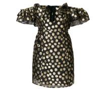 Lottie ruffle mini dress