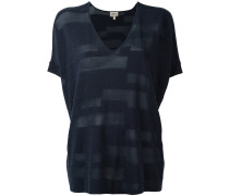 Klassisches T-Shirt - women - Viskose/Baumwolle